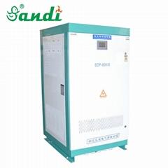 青海地區離網發電正弦波控制逆變器SDP-80KW單相工頻逆變器