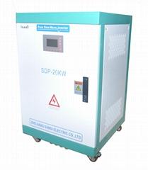 SANDI 120/240V Split phase inverter 20KW hybrid off grid solar power inverter
