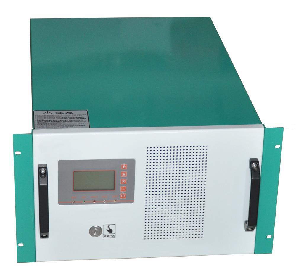Rack mount single phase 220V pure sine wave inverter