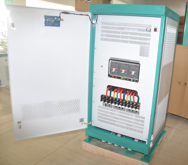 离网工频大功率太阳能光伏转换器纯正弦波50KW逆变器