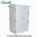 All-in-one 75KWH Lithium iron battery (LiFePO4) with BMS hybrid inverter charger