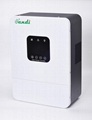 PWM solar charge controller 100A