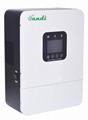 384V-100A智能太陽能充
