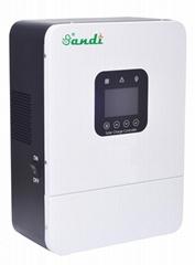 384V-100A智能太阳能充电控制器
