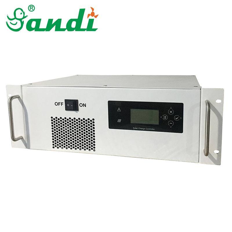 high efficiency solar charge controller