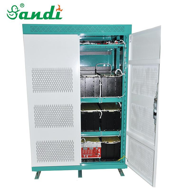 三迪大容量高壓儲能櫃智能鋰電池儲能系統