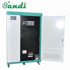 大型光伏储能锂电池系统100AH 48KWH大容量磷酸铁锂电池组