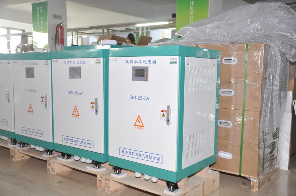 三迪光伏泵水逆变器30KW