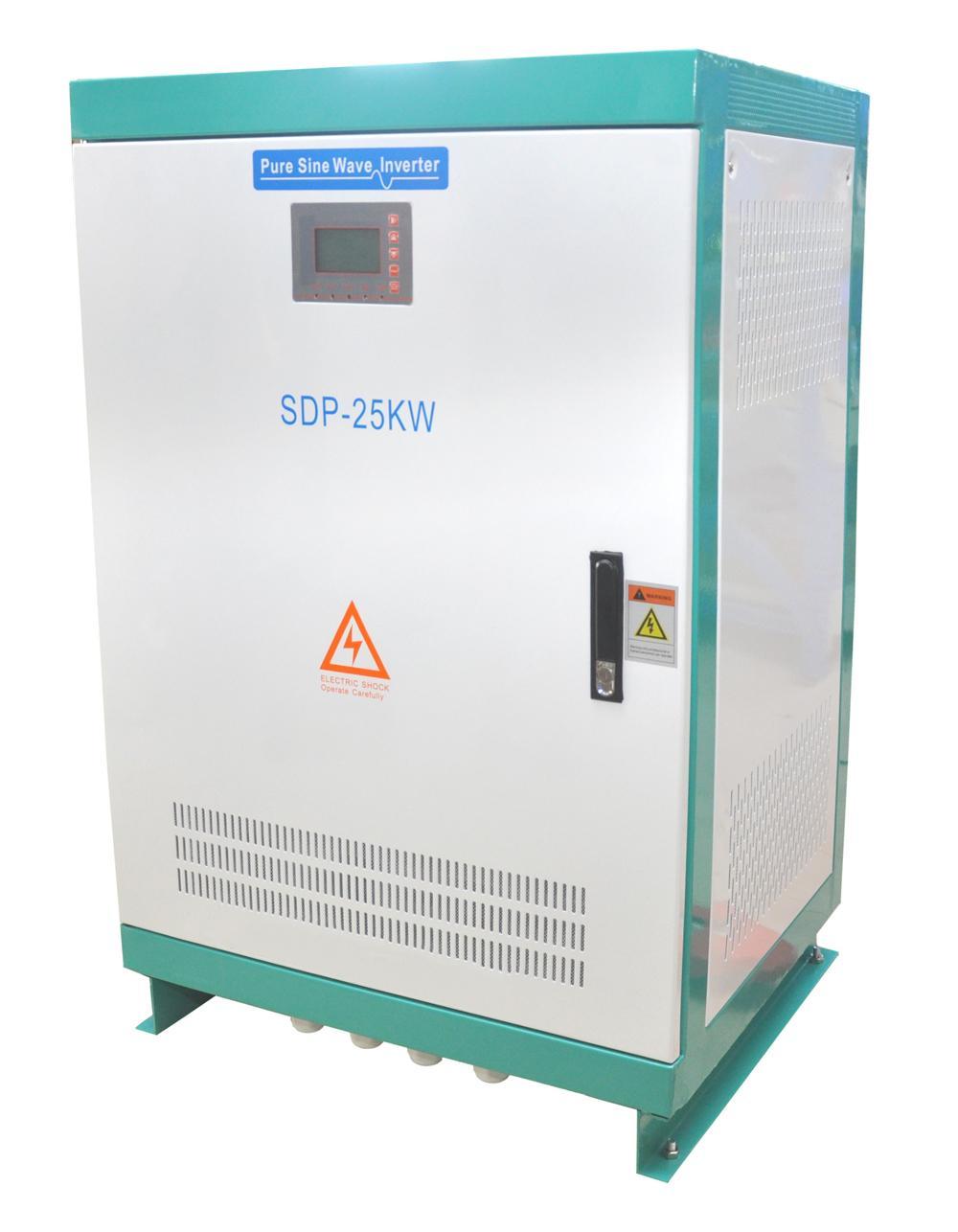 25kW Pure Sine Wave Split-phase Inverter