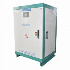 50KW DC to AC Power Inverter Pure Sine Wave High efficiency
