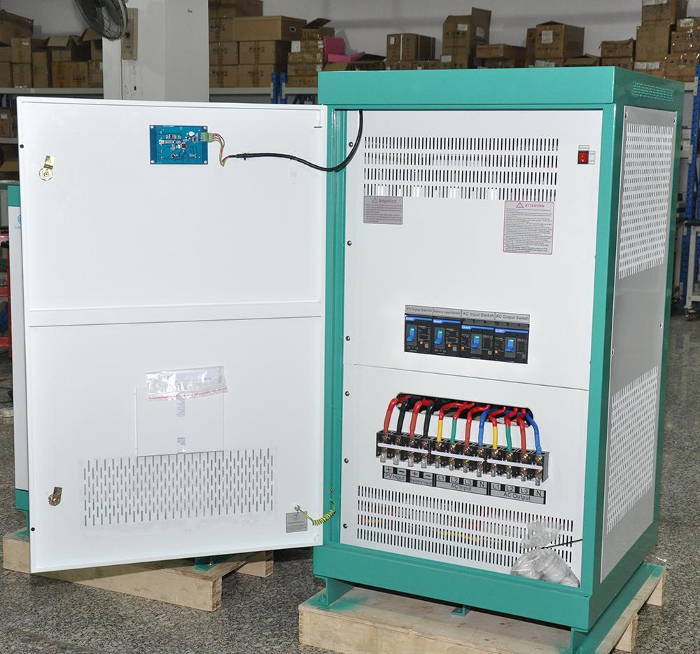 50KW off grid inverter pure sine wave output