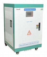 10KW电力专用逆变器电源192VDC转380VAC