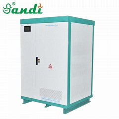50kwh 75kwh 100kwh energy storage battery LiFePO4 lithium battery with BMS box