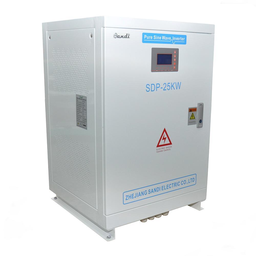 off grid single phase solar power inverter SDP-25kw