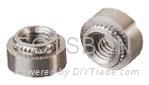 擠壓螺母KF2 KFS2|擠壓螺母廠家|擠壓螺母價格|現貨 1