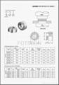 挤压螺母KF2 KFS2|挤压螺母厂家|挤压螺母价格|现货