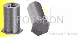 盲孔壓鉚螺母柱BSO  BSOS  BSOA 1