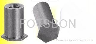 鋁壓鉚螺母柱 BSOA SOA 1