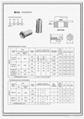 不锈铁压铆螺母柱 SO4 BSO4