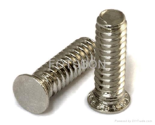 不鏽鐵壓鉚螺釘FH4  1