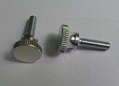 滾花高頭螺釘GB/T834-1988