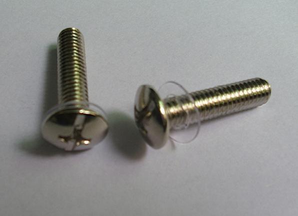 大扁頭螺釘 2