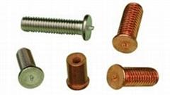 Welding screws