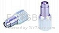 FLARE-IN STYLE PANEL FASTENER ASSEMBLIES