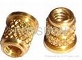 网纹  铜螺母