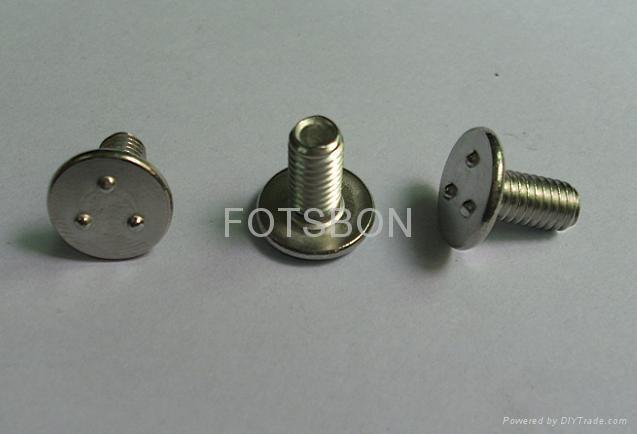 三点焊接螺钉 1