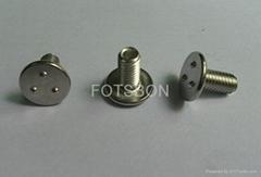 三点焊接螺钉