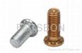 皇冠组合螺钉碳钢镀镍或者不锈钢