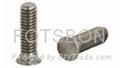 皇冠組合螺釘碳鋼鍍鎳或者不鏽鋼 5