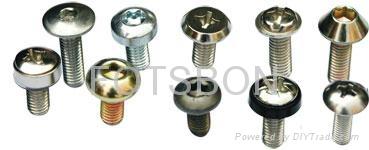 擠壓螺釘KFH  用於PCB板 5
