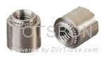 鋁壓鉚螺母柱 BSOA SOA 4