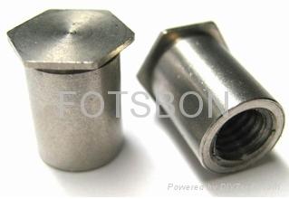 鋁壓鉚螺母柱 BSOA SOA 5