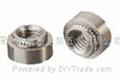 擠壓螺母|擠壓螺母KF2 KFS2|擠壓螺母柱KFE KFSE 1