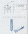 BSOS-M3-10不锈钢盲孔压铆螺母柱 2