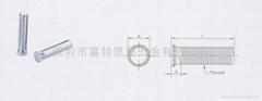 FHL-440-5小頭壓鉚螺釘FHL FHLS