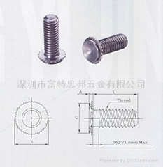 CFHC-M4-8埋头压铆钉CHA CHC CFHA CFHC