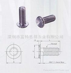 CFHC-M4-8埋頭壓鉚釘CHA CHC CFHA CFH