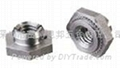 pLKS-M4-2Self locking Nuts,Self locking