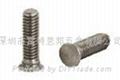FHS-M6-14压铆螺钉FH FHS 圆头压铆钉,不锈钢压铆螺柱