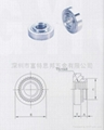 S-M2-1壓鉚螺母CLS-M2-0 2