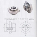 pLKS-M4-2Self locking Nuts,Self locking Fasteners LK LKS
