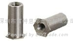 pSOS-440-10,STANDOFFS,stainless steel303, in stock