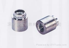 KFB3-440-10 漲鉚擠壓螺母柱   2