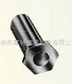 TSO-6M3-300通孔压铆螺母柱 2
