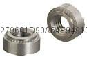CLA-832-2鋁壓鉚螺母CLA-M5-2 1