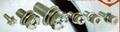 M6*12十字盘头弹平垫组合螺钉GB/T9074.4  M6*16